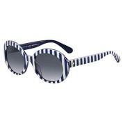 Kate Spade Gafas de sol para Mujer, color Azul, 54 mm