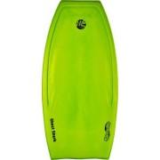 Wave Skater Ghost Shark Bodyboard (Lime)