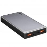 Power Bank de Carga Rápida Goobay - Dual USB, Tipo C - 15000mAh
