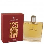Victorinox 125 Years by Victorinox Eau De Toilette Spray (Limited Edition) 3.4 oz