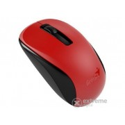 Mouse wireless Genius NX-7005 BlueEye, roşu