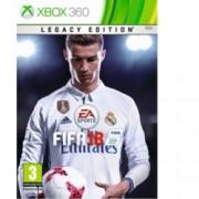 FIFA 18: Legacy Edition с подарък метална кутия, за Xbox 360