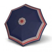 Knirps Regenschirm T 200 Medium Duomatic Grace Navy