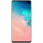 "Samsung Galaxy S10+ Plus (128 GB, 8 GB) 6.4"", IP68, AT&T Desbloqueado, US+Global gsm/CDMA (AT&T/T-Mobile/Verizon/Sprint) G975U, Blanco, 128 GB"