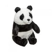 Jucarie de plus urs panda, 15 cm