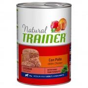 Trainer Natural Dog Trainer Natural Adult Medium/Maxi 6 x 400 g - con Manzo
