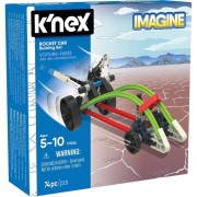 Set De Construcción Knex Rocket Car-Multicolor
