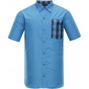 ALPINE PRO PLOS 3 Pánská košile MSHJ023653 cobalt blue S