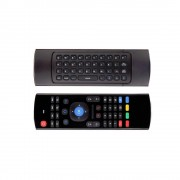 MX-3 2.4GHz Air mouse billentyűzettel, fekete