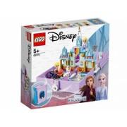 Aventuri din cartea de povesti cu Anna si Elsa 43175 LEGO Disney Princess