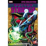 Marvel Doctor Strange Epic Collection: A Separate Reality Graphic Novel