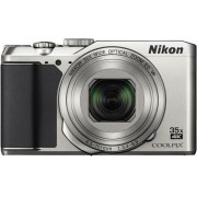 "Aparat Foto Digital NIKON COOLPIX A900, Filmare 4K, 20.3 MP, Zoom Optic 35x, 3"" LCD, WiFi (Argintiu)"