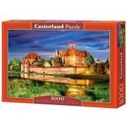 Puzzle Castelul Malbork - Polonia, 1000 piese