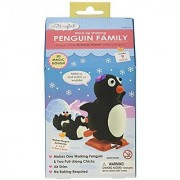 Wind-Up Walking Families - Penguin Family