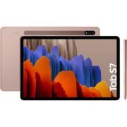 Samsung Tablet SAMSUNG Galaxy Tab S7 (11'' - 128 GB - 6 GB RAM - Wi-Fi - Bronce)