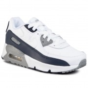 Обувки NIKE - Air Max 90 Ltr (Ps) CD6867 105 White/White/Particle Grey