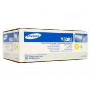 Samsung Tóner Amarillo Original SAMSUNG CLT-Y5082S Amarillo 2000 páginas compatible con CLP-620/CLP-670/CLX-6220/CLX-6250