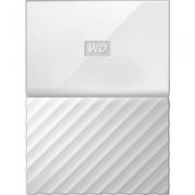 Western Digital Dysk WD My Passport 1TB USB 3.0 Biały (WDBYNN0010BWT-WESN)