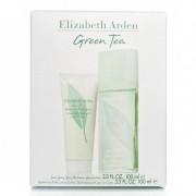 Elizabeth Arden Green Tea Set (EDP 100ml+ BL 100ml) за Жени