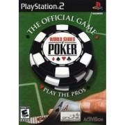 World Series of Poker PS2
