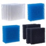 Medios filtrantes para Juwel Compact - Esponja de carbón (2 unidades)