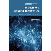 Quest for a Universal Theory of Life. Searching for Life As We Don't Know It, Hardback/Carol E. Cleland