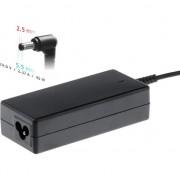 Sursa de alimentare pentru laptop akyga Akyga alimentarea cu energie a laptop AK-ND-61 19V / 45W 2,37 5.5x2.5 mm Notebook / TOSHIBA / Lenovo