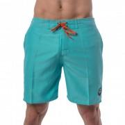 Lord Solid Boardshorts Beachwear Teal MA004