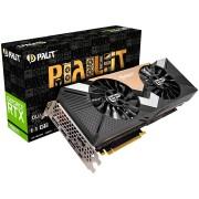 VC, PALIT RTX2080Ti nVidia, 11GB GDDR6, 352bit, PCI-E 3.0 (4710636270154_3Y)