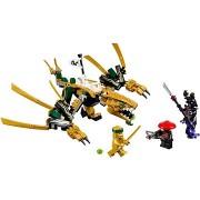 LEGO Ninjago 70666 Az aranysárkány