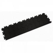 Fortemix Nájezd k dlažbě Fortelock Industry ECO vzor penízky černá