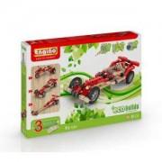 Детски конструктор, Енджино - Еко моторизирани състезатели, 150041
