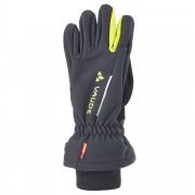 Vaude SOFTSHELL GLOVES Kinder Gr.4 - Handschuhe - schwarz