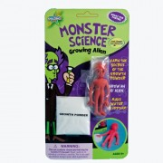 Be Amazing Toys Growing Alien Blister Card