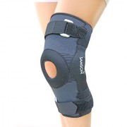 Samson Knee Cap Hinged With Open Patella Gel Pad(Deluxe)-Small