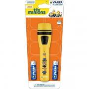Lanterna VARTA Minions LED 2xAA (incluse) - editie limitata
