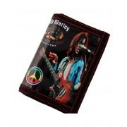 Bob Marley Concert - Svart Plånbok