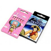 "Japanese Anime ""ONE PIECE"" mini colored pencil set"