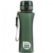 Sticla pentru apa Ars Una verde inchis mat 500 ml