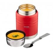 Termos lichide si mancare Cooks Professional G4435 rosu