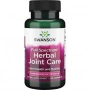 Swanson Herbal Joint Care 60 kapslí