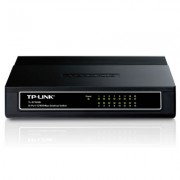 Switch de mesa TP-Link 16 portas 10/100 - TL-SF1016D