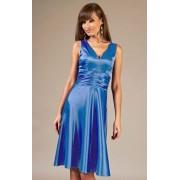 Edyta sukienka (chabrowy)