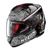 Nolan Moto Helma Nolan N64 Let's Go Flat Black Xl (61-62)