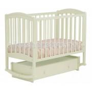 Кубаньлесстрой Детская кроватка Кубаньлесстрой БИ 09.2 Василек маятник поперечный