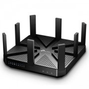Безжичен рутер TP-Link Archer C5400 Wireless Tri-Band MU-MIMO Gigabit, Archer C5400_VZ