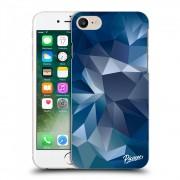 Átlátszó szilikon tok az alábbi mobiltelefonokra Apple iPhone 7 - Wallpaper
