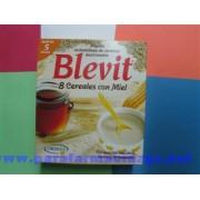 BLEVIT 8 CEREALES MIEL 700 258566 BLEVIT 8 CEREALES - (CON MIEL 700 G )