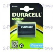Duracell Digitalkamera Batteri Panasonic 7.4v 700mAh (CGR-S006E/1B)