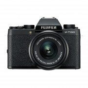 FUJIFILM X-T100 KIT XC 15-45mm Black